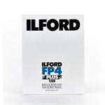 Ilford FP4Plus (4x5, 25 sheet, 400ISO)
