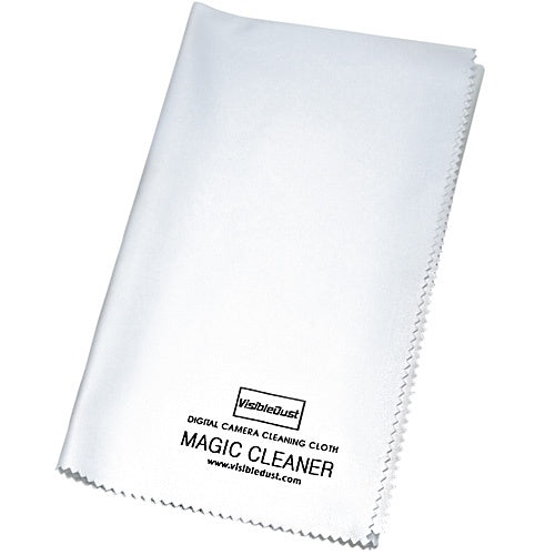 Visible Dust Magic Cleaner Microfibre (320mm x 380mm)