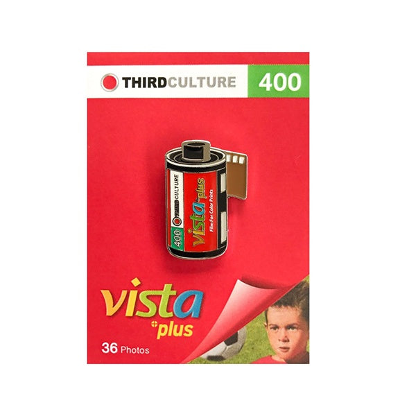 Third Culture Vista 400 Enamel Pin