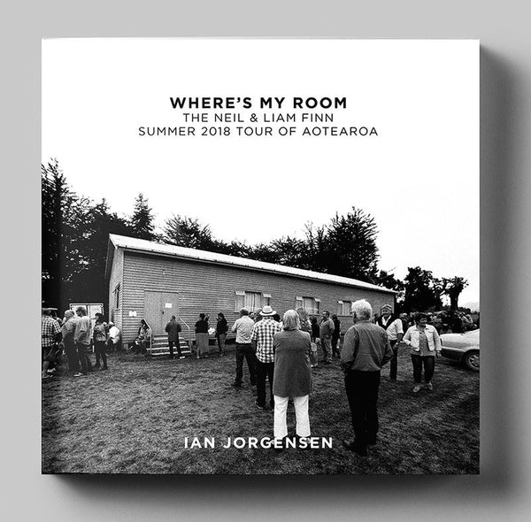 Where's My Room (ALH056) by Ian Jorgensen