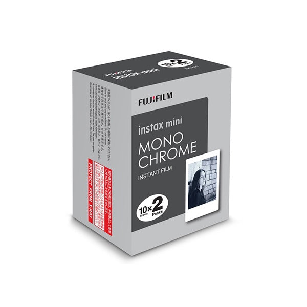 Fujifilm Instax Mini Monochrome (20 Pack)