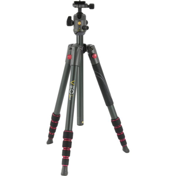 Vanguard VEO 2 235AB Tripod Red (w/ BH50 Ball Head)