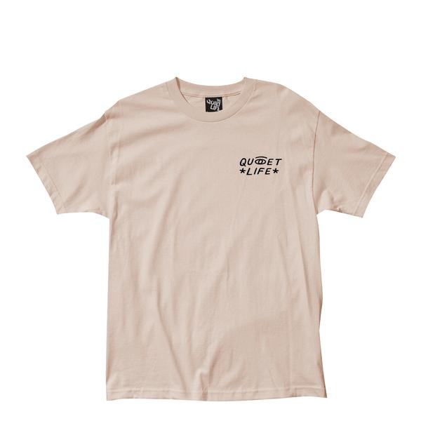 Quiet Life - Camera Club (T-Shirt, Sand)