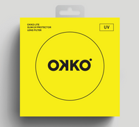 Okko Lite UV (Protection) Filter (37mm - 52mm)