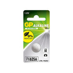 GP Batteries PX625 Button Cell (equiv. LR9 + V625U)