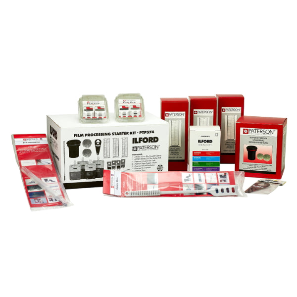 Ilford Paterson Film Processing Starter Kit