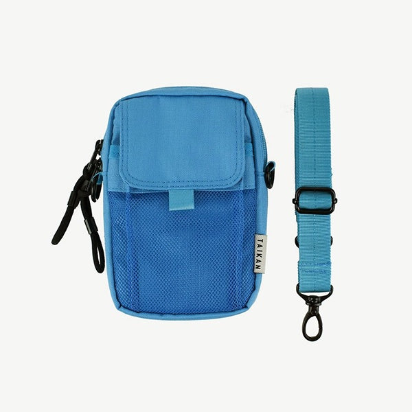 Taikan Everything Raven Hip Bag (Blue)