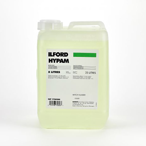 Ilford Hypam Rapid Fixer (5L Liquid Concentrate)