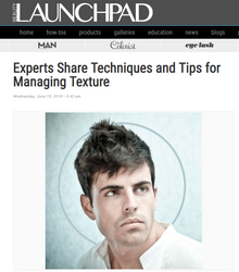 BeautyLaunchpad.com - Experts Share Techniques and tips for Managing Texture