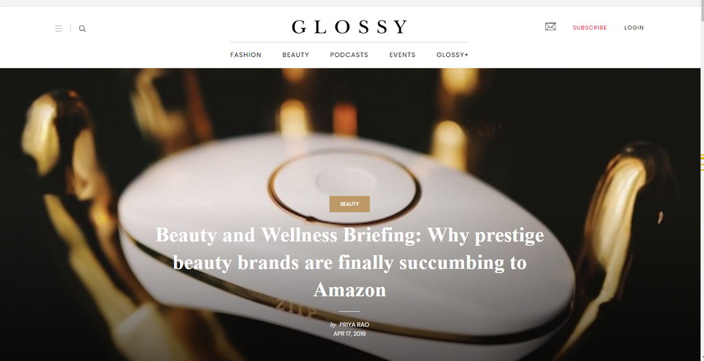 Glossy.co - Beauty and Wellness Briefing