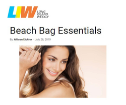"""Beach Bag Essentials"""