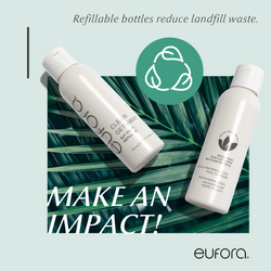 Reduce. ReFILL. Recycle.