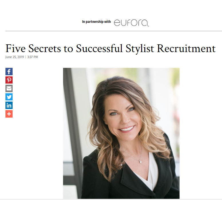 ModernSalon.com - Five Secrets to Successful Stylist Recruitment