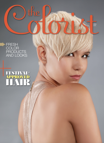 Colorist Magazine: April Cover