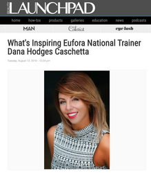 National Trainer Dana Hodges Caschetta talks INSPO with Beauty Launchpad