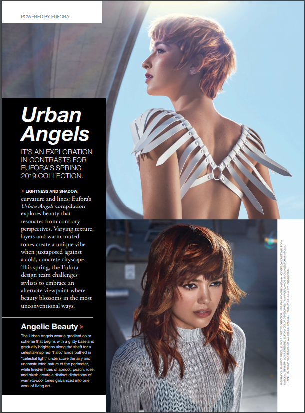 The Colorist: Urban Angels