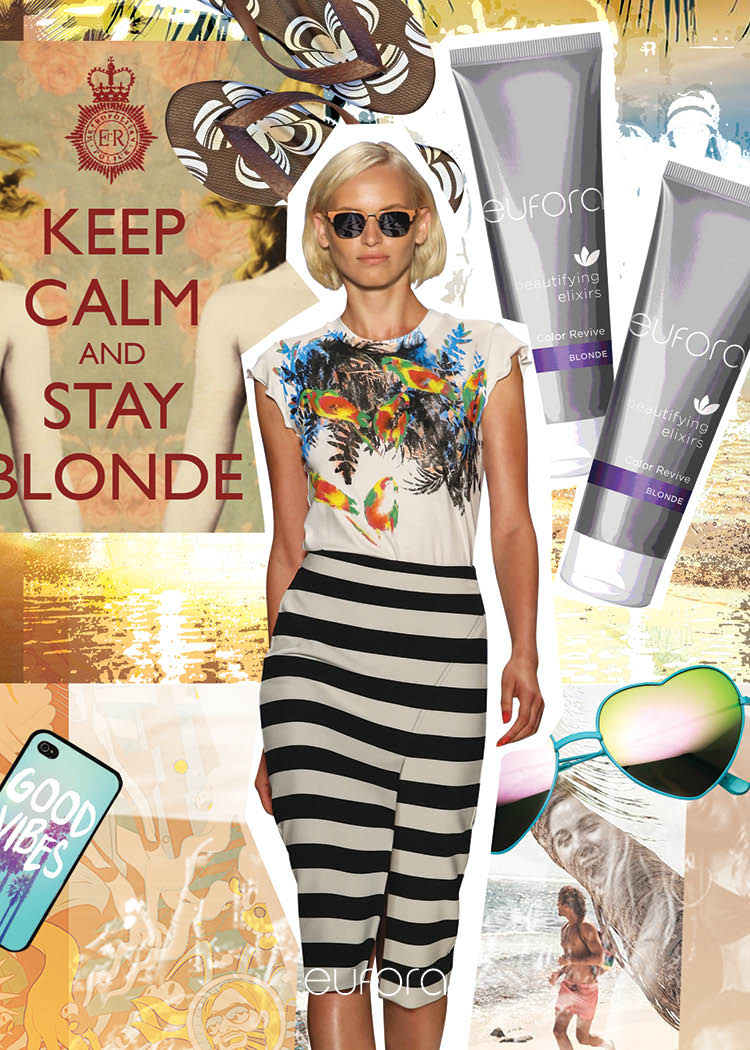 Keep Calm Stay Blonde