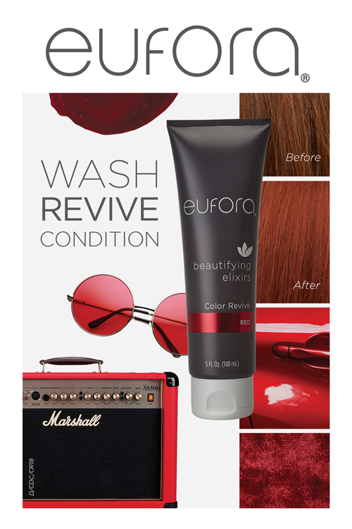 Color Revive Red