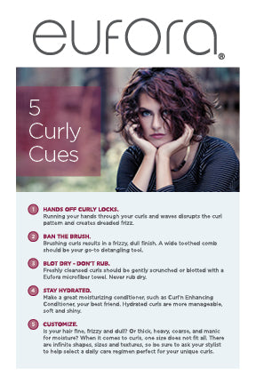 5 Curly Cues CDC