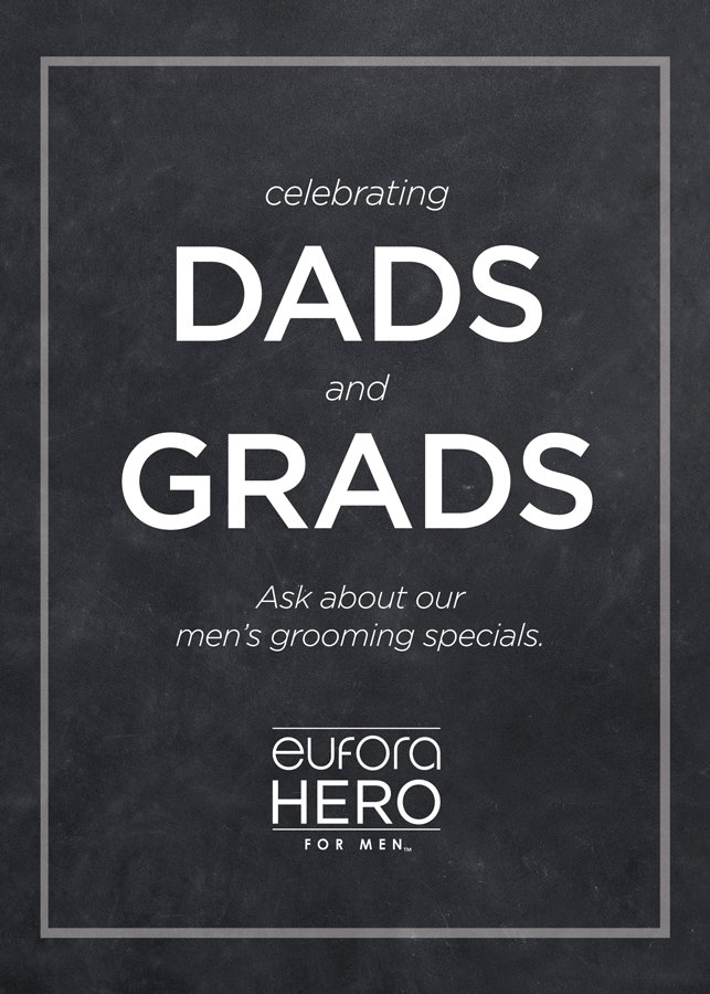 Celebrating Dads & Grads – 5″x7″ Consumer Display Card