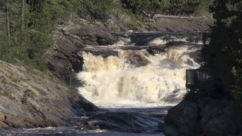 Canadian Vistas - Chutes Waterfall Video