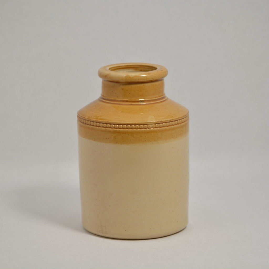 Late 19th c. Price Bristol Antique Stoneware Jar/Bottle