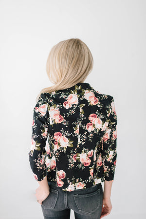Blooming Blazer