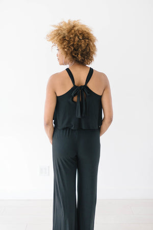 Jazmyn Jumpsuit In Black