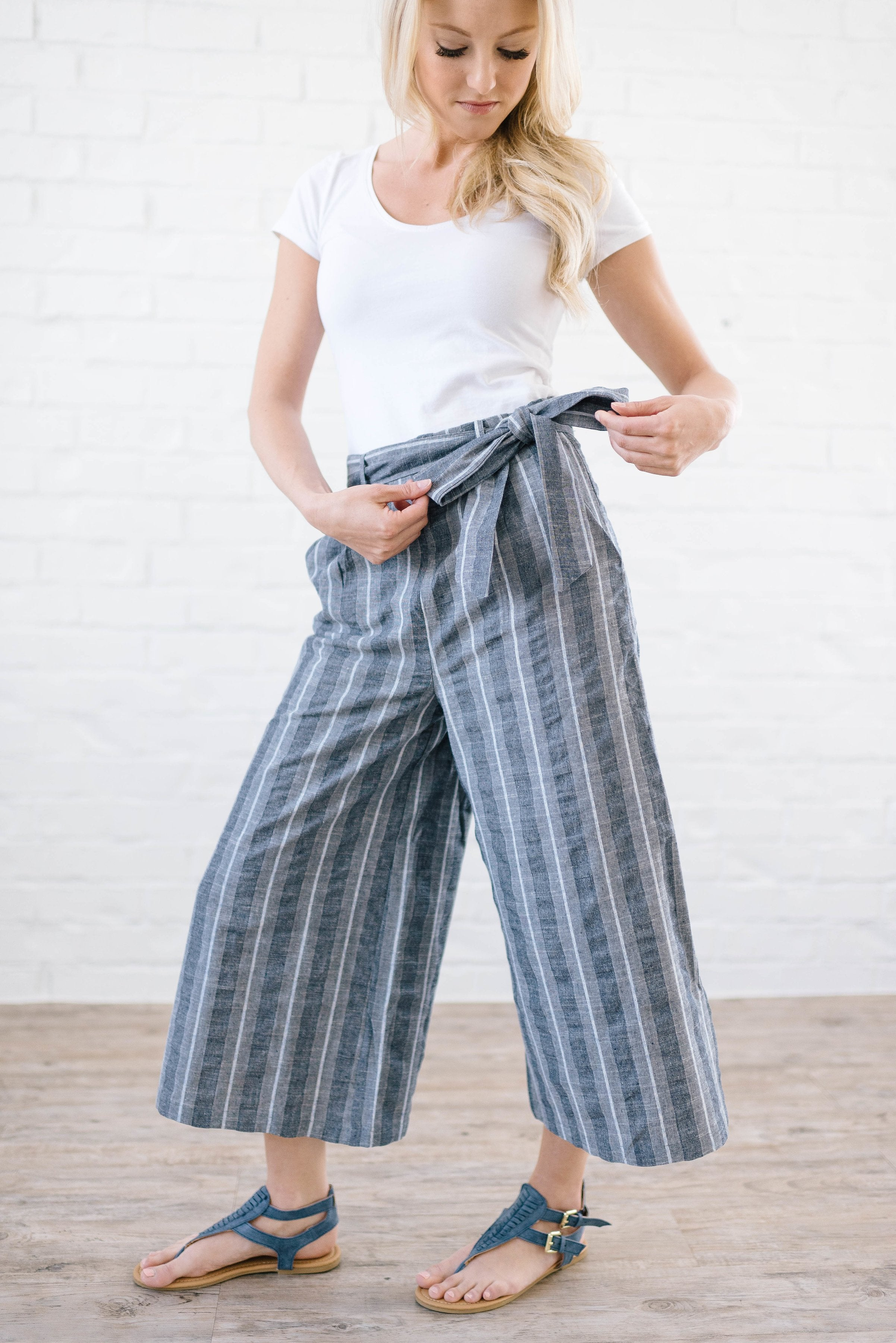 Miami Crop Pants