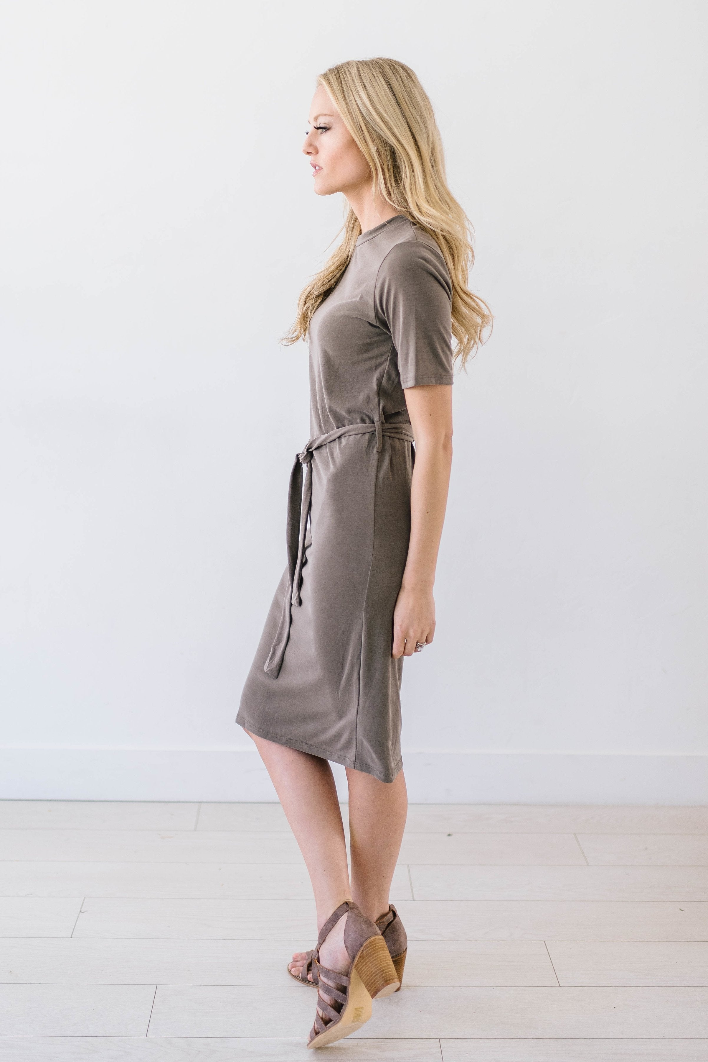 Sara Shirtdress