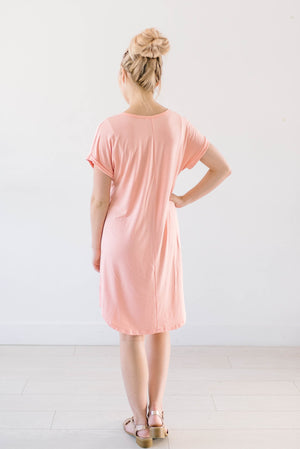 Sedona Tunic in Peach