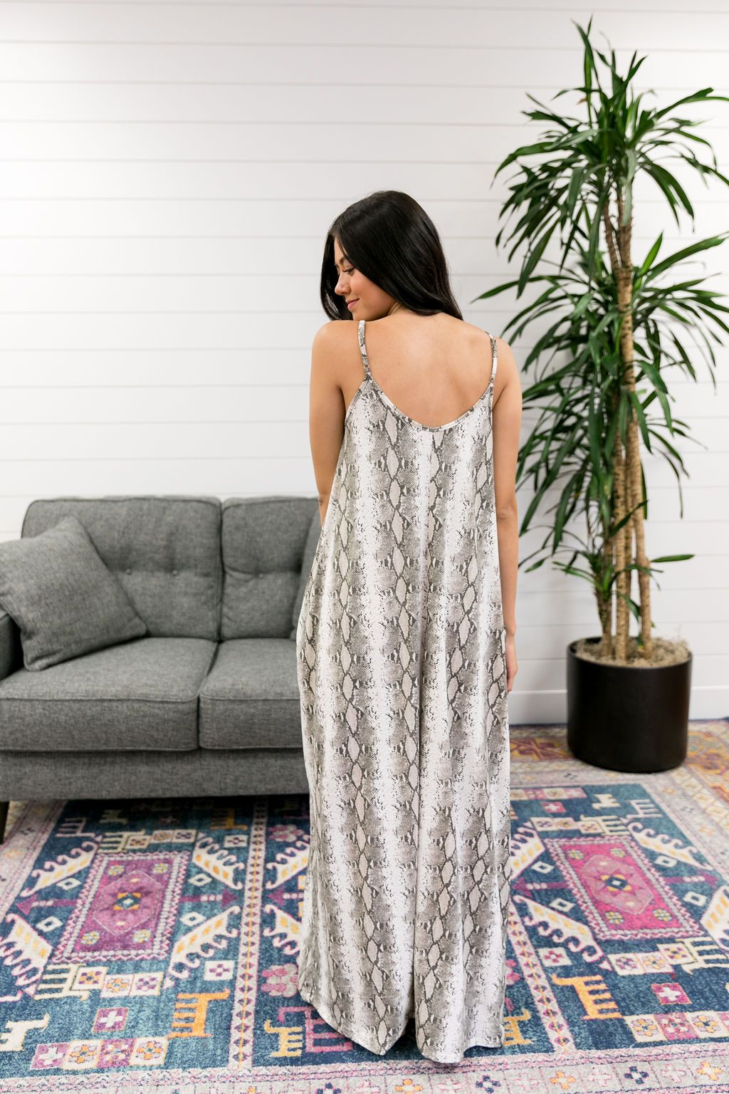 Skin In The Game Maxi Dress