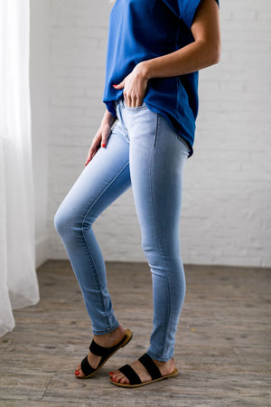 Super Skinny Super Light Jeans