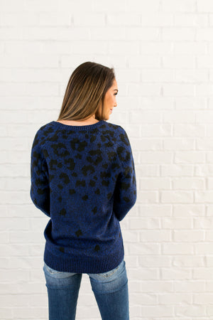These Spots Don't Run Sweater - ALL SALES FINAL