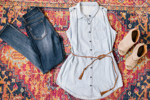 Tucson Belted Tunic
