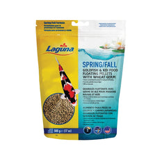Laguna Spring/Fall Wheat Germ & Spirulina Floating Food