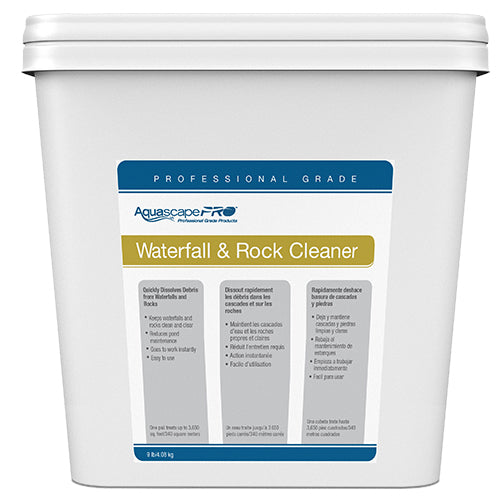 AquascapePRO Waterfall and Rock Cleaner Dry Water Treatment