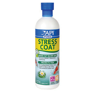 Stress Coat Fish Medication by API/Pondcare