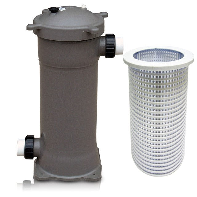 AquaSieve2 Pump Pre-Filter and Strainer System