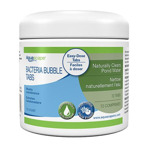 Aquascape Beneficial Bacteria Bubble Tabs Water Treatment