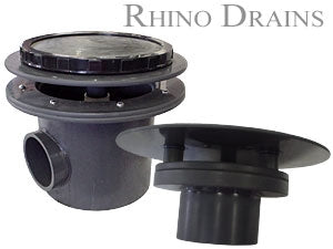 Rhino Bottom Drains