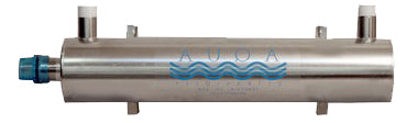 Aqua Ultraviolet 15 Watt Stainless Steel UVs Clarifiers