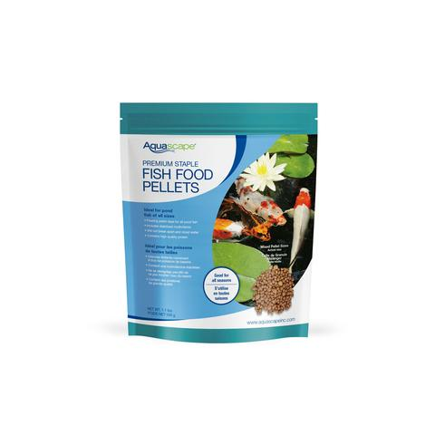 Aquascape Staple Fish Food Mixed