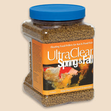 UltraClear Spring & Fall Formula Fish Food