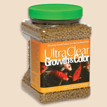 UltraClear Growth & Color Formula Fish Food