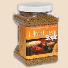 UltraClear Staple Floating Pellets Fish Food