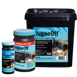 CrystalClear Algae-Off Water Treatment