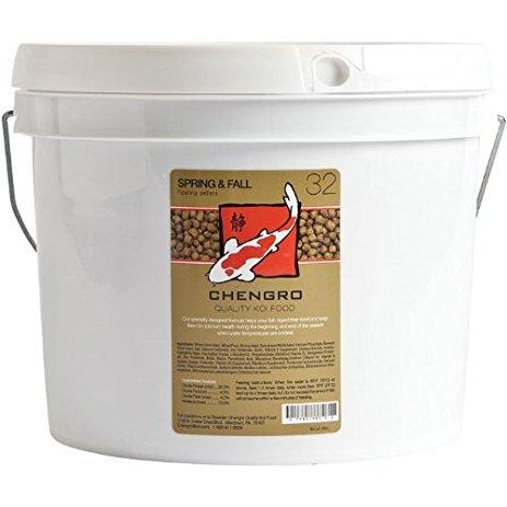Chengro Spring and Fall Pellets Fish Foods