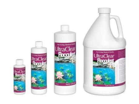 UltraClear Flocculent Instant Pond Clarifier