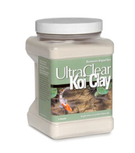 UltraClear Koi Clay